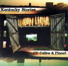 CD Cover: Kentucky Stories - CD Collins and Rockabetty